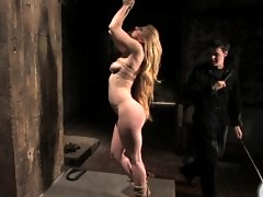 Tawni Ryden applies for slave training